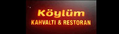 Köylüm Kahvaltı Restoran